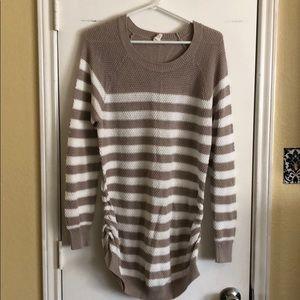 Old Navy Maternity Sweater Long Sz XL